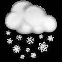 Tourmente de neige